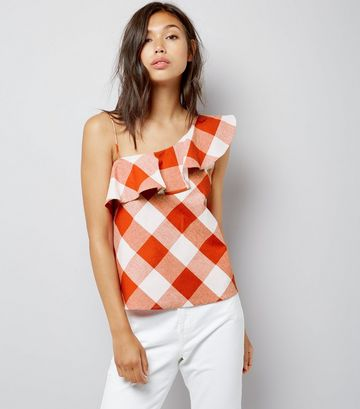 http://www.newlook.com/uk/womens/clothing/tops/blue-vanilla-red-check-frill-trim-top-/p/514969369?comp=Browse