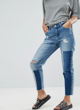 http://www.asos.fr/noisy-may-petite/noisy-may-petite-jean-mom-avec-details-patchwork/prd/7964905?clr=bleu&SearchQuery=jean+patchwork&pgesize=36&pge=0&totalstyles=46&gridsize=3&gridrow=2&gridcolumn=3