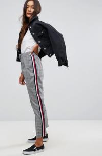 http://www.asos.fr/asos/asos-pantalon-slim-a-carreaux-avec-bordures-style-sport-noir-et-blanc/prd/8200291?clr=carreaux&SearchQuery=pantalon+%c3%a0+carreaux+femme&pgesize=36&pge=0&totalstyles=51&gridsize=3&gridrow=1&gridcolumn=3