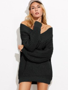 http://fr.shein.com/Black-V-Neck-Drop-Shoulder-Chunky-Knit-Sweater-p-329200-cat-1734.html