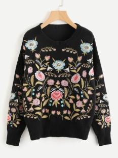 http://fr.shein.com/Symmetric-Botanical-Embroidered-Jumper-p-385803-cat-1734.html
