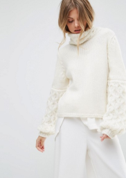http://www.asos.fr/oneon/oneon-pull-tricote-main-a-manches-texturees/prd/8728568?clr=blanc&cid=2637