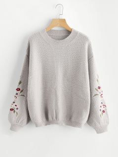 http://www.shein.com/Flower-Embroidered-Bishop-Sleeve-Jumper-p-375103-cat-1734.html?cv=emarsy&recommend=Customers%20Also%20Viewed