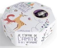 https://www.club.be/Livres/Livres-Francais/Vie-Pratique/Sante--Bien-Etre/Je-Toffre-De-Lamitie-Et-De-Loptimisme/p/9782035959317